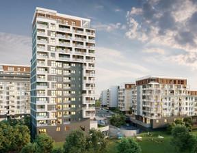 Mieszkanie w inwestycji Dzielnica Parkowa IV Etap, Rzeszów, 39 m²