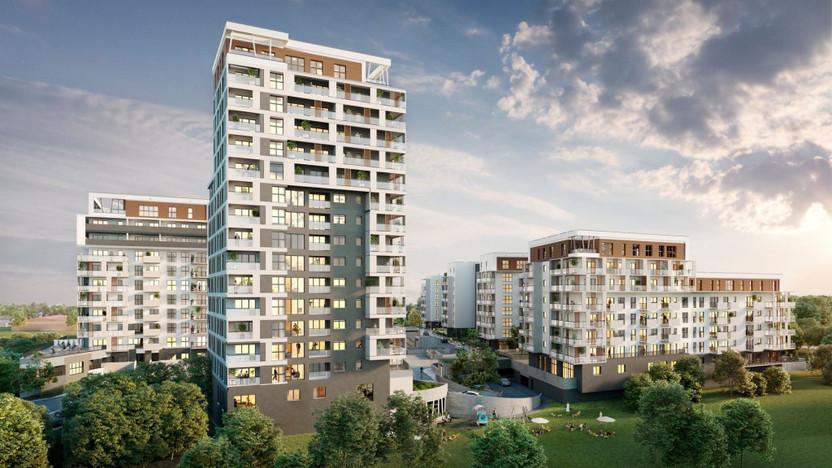 Mieszkanie w inwestycji Dzielnica Parkowa IV Etap, Rzeszów, 88 m²   Morizon.pl   8898