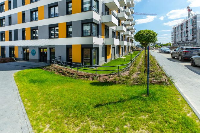 Morizon WP ogłoszenia | Mieszkanie w inwestycji Osiedle Ozon, Kraków, 45 m² | 8384