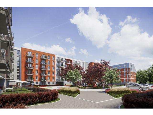 Morizon WP ogłoszenia | Mieszkanie w inwestycji RECANTO, Łódź, 71 m² | 0183