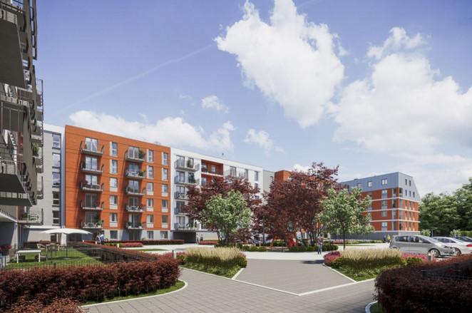 Morizon WP ogłoszenia | Mieszkanie w inwestycji RECANTO, Łódź, 58 m² | 0107