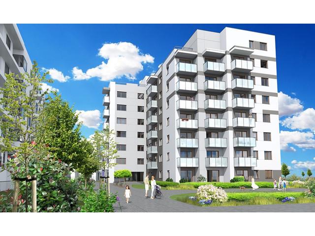 Morizon WP ogłoszenia | Mieszkanie w inwestycji Sprawna 33, Warszawa, 60 m² | 4320