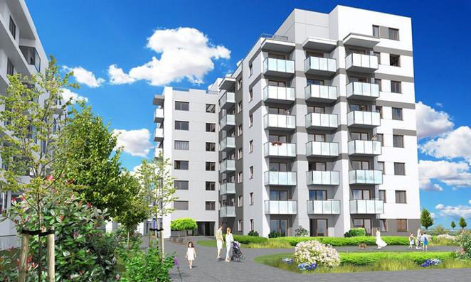 Morizon WP ogłoszenia | Mieszkanie w inwestycji Sprawna 33, Warszawa, 59 m² | 4359