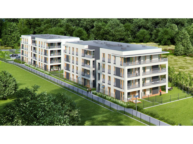 Morizon WP ogłoszenia | Mieszkanie w inwestycji Mała Góra 10, Kraków, 54 m² | 1540
