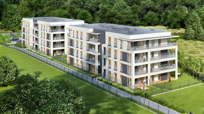 Mieszkanie w inwestycji Mała Góra 10, Kraków, 54 m² | Morizon.pl | 7791