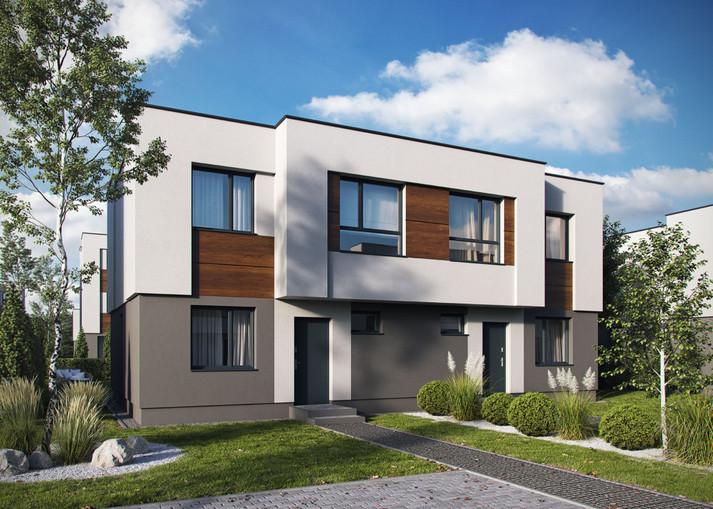 Morizon WP ogłoszenia | Nowa inwestycja - Kabacka Przystań Gardens, Józefosław Działkowa 74, 93-141 m² | 8909
