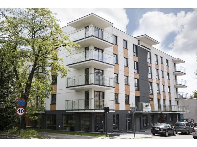 Morizon WP ogłoszenia   Mieszkanie w inwestycji Gdyńska 41, Łódź, 66 m²   2944