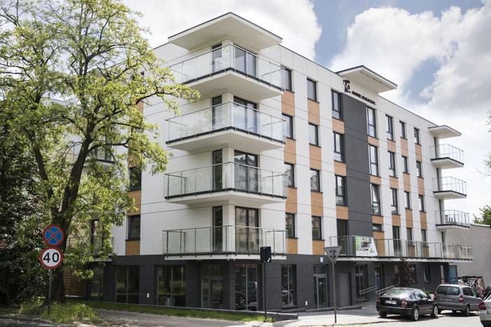 Mieszkanie w inwestycji Gdyńska 41, Łódź, 66 m² | Morizon.pl | 6989