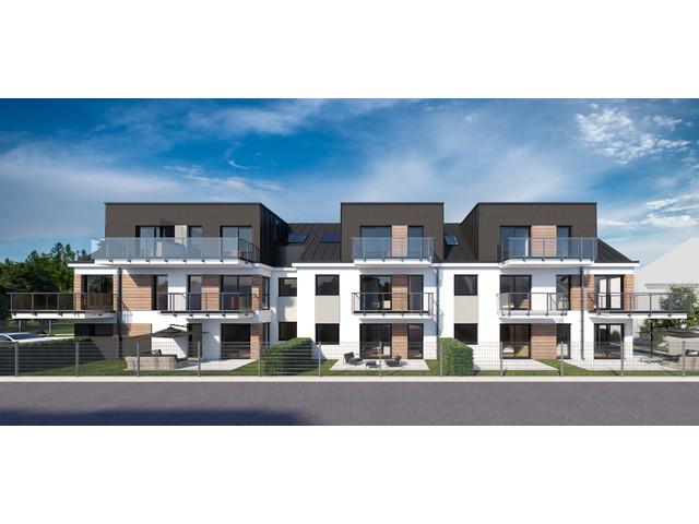 Morizon WP ogłoszenia   Mieszkanie w inwestycji Cyganka 29A, Łódź, 67 m²   9377