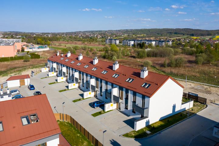Morizon WP ogłoszenia | Nowa inwestycja - Zielona Lwowska, Rzeszów Pobitno, 124-126 m² | 8935