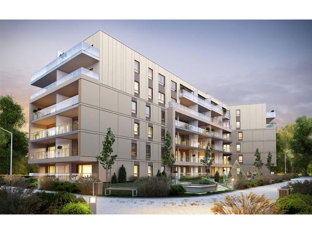 Morizon WP ogłoszenia | Mieszkanie w inwestycji Apartamenty Antoniuk, Białystok, 59 m² | 7792