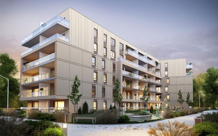 Morizon WP ogłoszenia | Nowa inwestycja - Apartamenty Antoniuk, Białystok Antoniuk, 59-96 m² | 8939