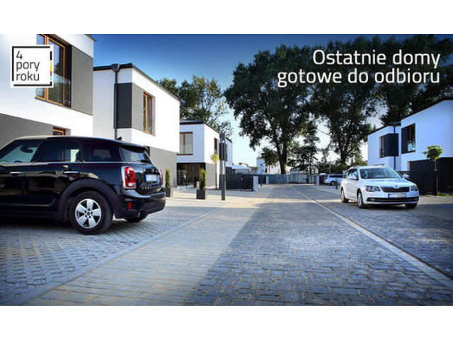 Morizon WP ogłoszenia | Dom w inwestycji Osiedle 4 Pory Roku, Gowarzewo, 89 m² | 7032