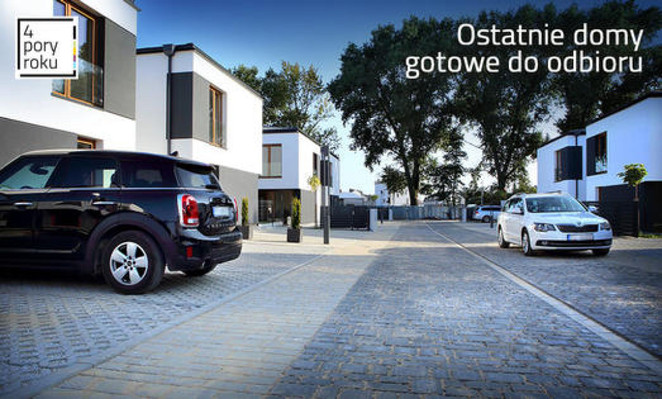 Morizon WP ogłoszenia | Dom w inwestycji Osiedle 4 Pory Roku, Gowarzewo, 89 m² | 7021