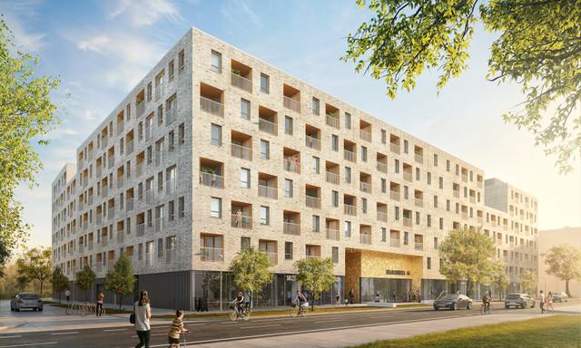 Mieszkanie na sprzedaż <span>Wrocław, Stare Miasto, ul. Braniborska 44</span>