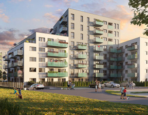 Mieszkanie w inwestycji Murapol Osiedle Parkowe, Gliwice, 40 m²