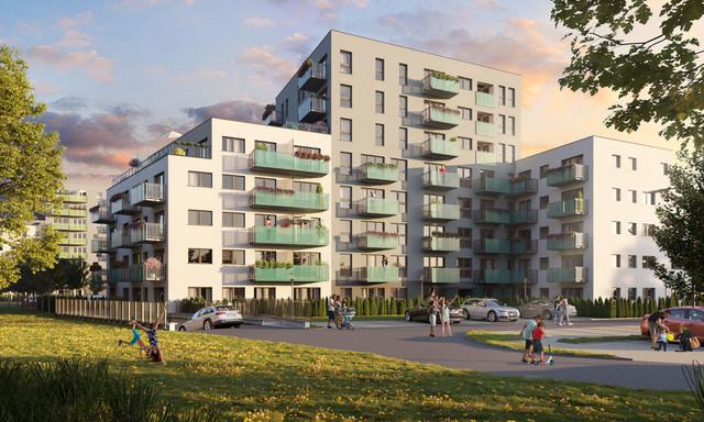 Mieszkanie na sprzedaż <span>Gliwice, Brzezinka, ul. Kozielska</span>