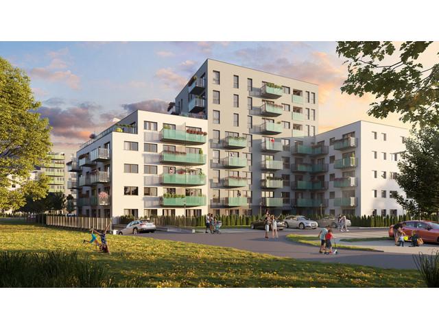 Morizon WP ogłoszenia | Mieszkanie w inwestycji Murapol Osiedle Parkowe, Gliwice, 54 m² | 2889