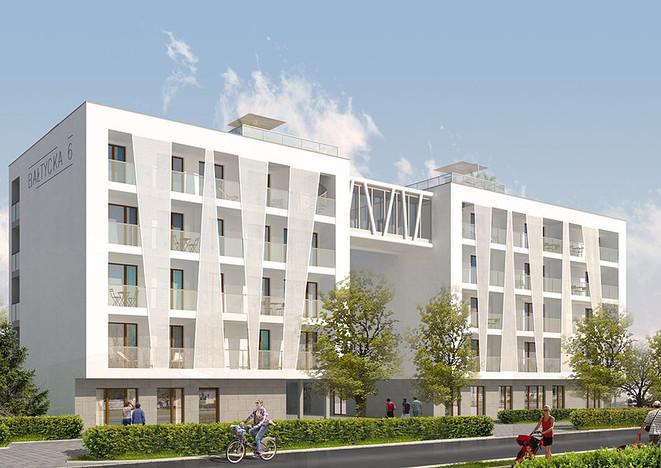 Morizon WP ogłoszenia   Mieszkanie w inwestycji BAŁTYCKA 6, Kołobrzeg, 51 m²   8564