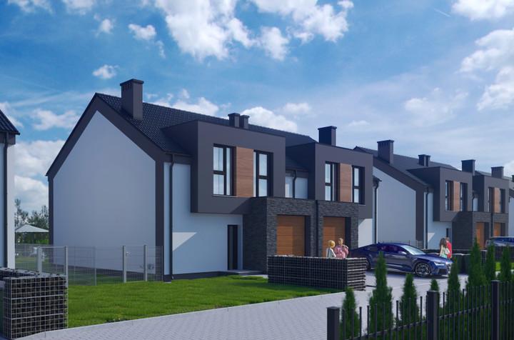 Morizon WP ogłoszenia | Nowa inwestycja - Wille Domasław, Bielany Wrocławskie Domasław - ul. Sosnowa, 148 m² | 8115