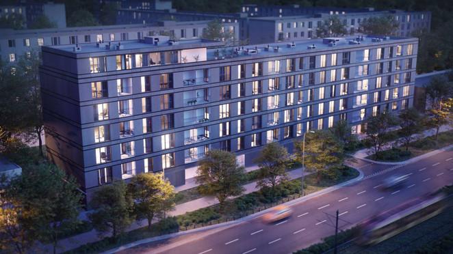 Morizon WP ogłoszenia | Mieszkanie w inwestycji W52, Warszawa, 64 m² | 2618