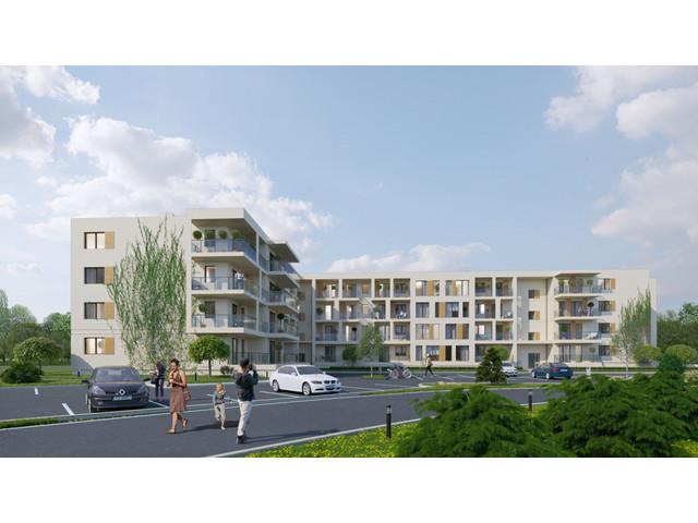 Morizon WP ogłoszenia | Mieszkanie w inwestycji Osiedle Kwiatkowskiego, Rzeszów, 89 m² | 6004