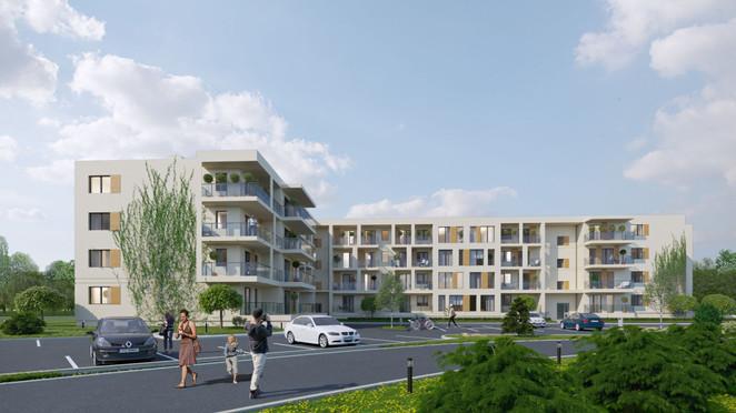 Morizon WP ogłoszenia | Mieszkanie w inwestycji Osiedle Kwiatkowskiego, Rzeszów, 77 m² | 5959