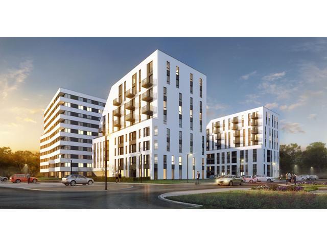 Morizon WP ogłoszenia | Mieszkanie w inwestycji Piasta Park III, Kraków, 48 m² | 4583