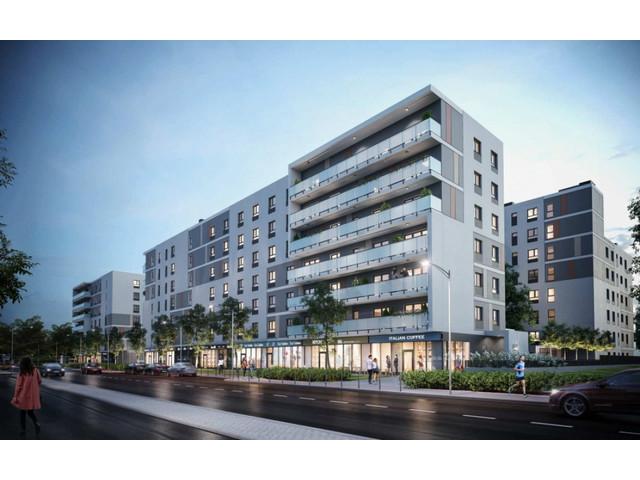 Morizon WP ogłoszenia | Mieszkanie w inwestycji MOKOsfera, Warszawa, 101 m² | 8007