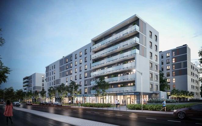 Morizon WP ogłoszenia | Mieszkanie w inwestycji MOKOsfera, Warszawa, 69 m² | 8091