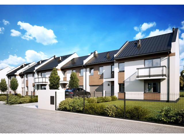 Morizon WP ogłoszenia | Dom w inwestycji KABACKA PRZYSTAŃ Residence, Józefosław, 129 m² | 5987