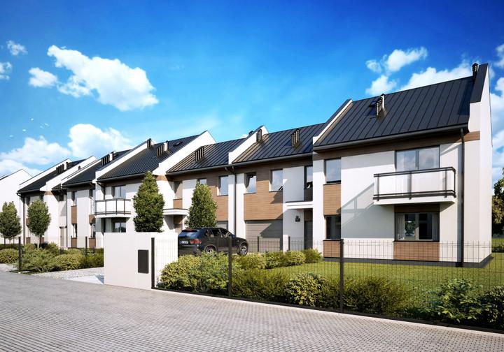 Morizon WP ogłoszenia | Nowa inwestycja - KABACKA PRZYSTAŃ Residence, Józefosław ul. Działkowa / Kameliowa, 106-130 m² | 8245