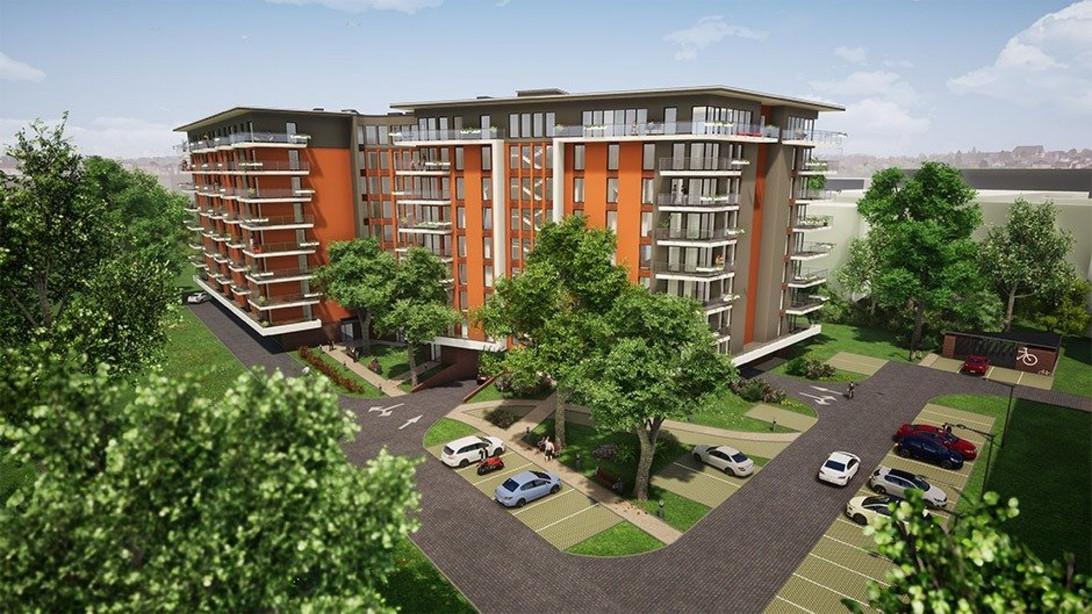 Nowa inwestycja - Apartamenty 8 Dębów, Łódź Śródmieście   Morizon.pl