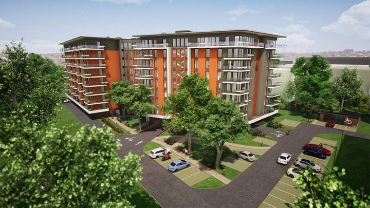 Morizon WP ogłoszenia | Nowa inwestycja - Apartamenty 8 Dębów, Łódź Śródmieście, 41-99 m² | 8276