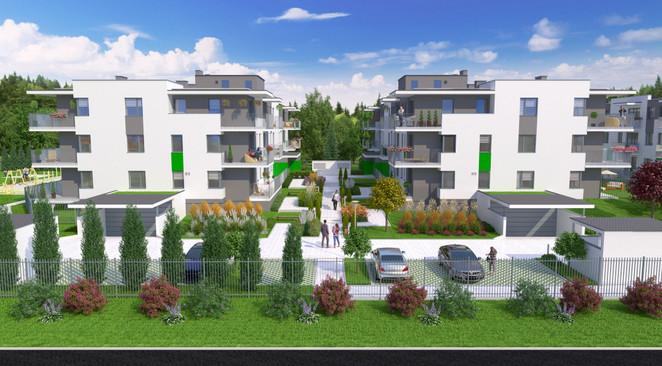 Morizon WP ogłoszenia | Mieszkanie w inwestycji Future Gardens, Warszawa, 58 m² | 7161