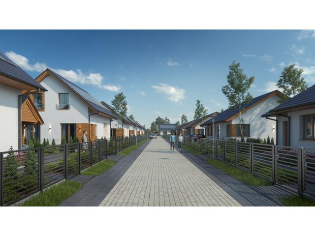 Morizon WP ogłoszenia | Dom w inwestycji Zielone Osiedle - Domy Jednorodzinne, Kołobrzeg, 121 m² | 7466