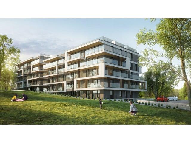 Morizon WP ogłoszenia | Mieszkanie w inwestycji Bonarka - ulica Strumienna II etap, Kraków, 96 m² | 5167