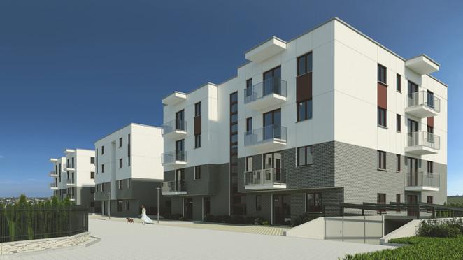 Morizon WP ogłoszenia | Mieszkanie w inwestycji Residence III, Piaseczno (gm.), 38 m² | 7449
