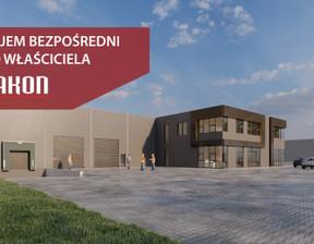 Magazyn, hala w inwestycji Jakon Poznań Niepruszewo, Niepruszewo, 2000 m²