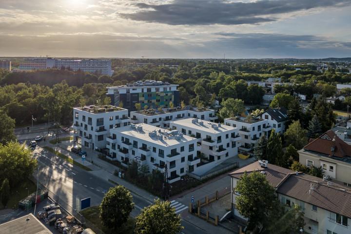 Morizon WP ogłoszenia | Nowa inwestycja - Trójpole, Poznań Winiary, 26-116 m² | 8335