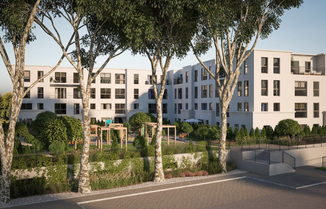 Morizon WP ogłoszenia | Mieszkanie w inwestycji Triton Kampinos, Palmiry, 47 m² | 8623