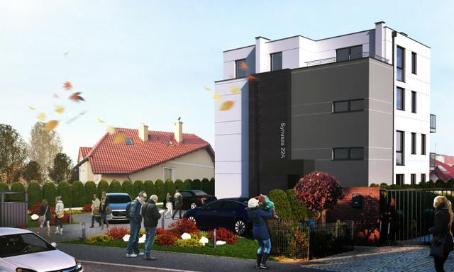 Mieszkanie na sprzedaż <span>Gdańsk, Osowa, ul. Syriusza 22A</span>