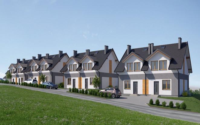 Morizon WP ogłoszenia | Dom w inwestycji Osiedle Urocze, Balice, 99 m² | 9428
