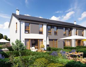 Dom w inwestycji Wilgi Park 2, Zgorzała, 78 m²