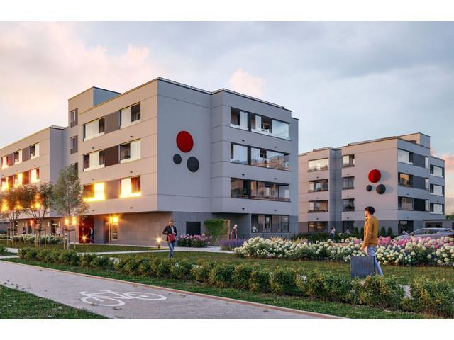 Morizon WP ogłoszenia | Mieszkanie w inwestycji MIASTECZKO NOVA SFERA - ETAP I, Warszawa, 71 m² | 1267