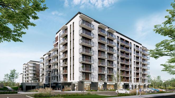 Morizon WP ogłoszenia | Mieszkanie w inwestycji Bulwary Praskie, Warszawa, 70 m² | 7446