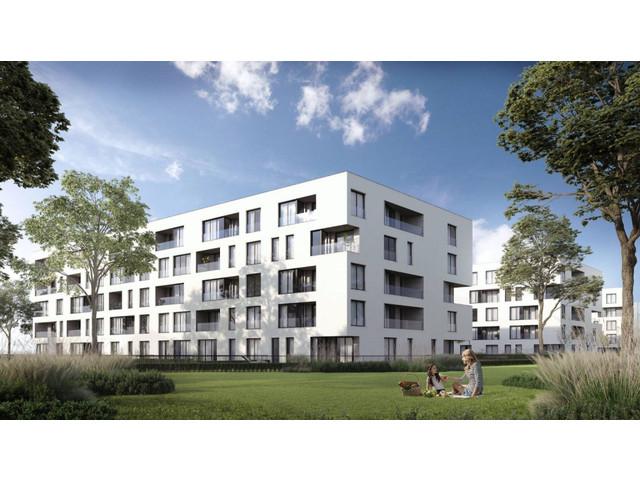 Morizon WP ogłoszenia | Mieszkanie w inwestycji Myśliwska Solar Garden, Kraków, 72 m² | 8479