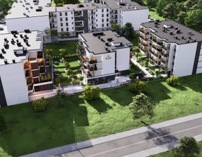 Mieszkanie w inwestycji Klonowa Przystań, Kielce, 55 m²