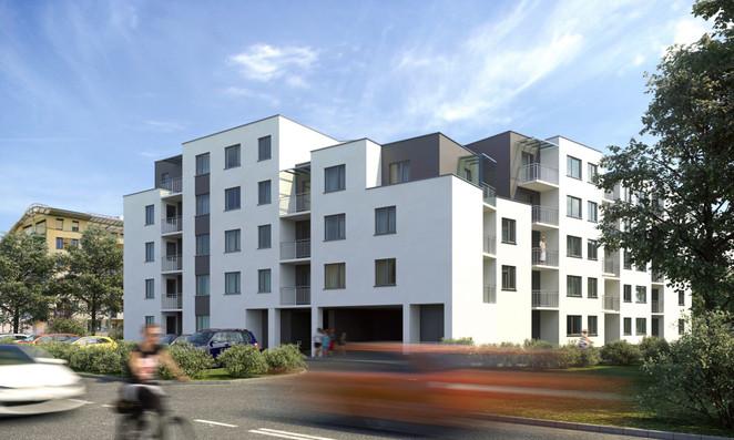 Morizon WP ogłoszenia | Mieszkanie w inwestycji Lubostroń 20, Kraków, 51 m² | 9519