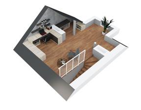 Dom w inwestycji Eco Twins, Warszawa, 126 m²